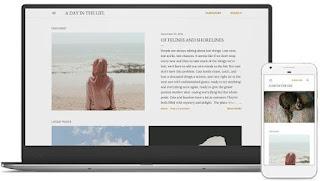 Membuat Blog sangatlah gampang hanya membutuhkan waktu kurang dari  Membuat Blog Dan Share Pengalaman Unik dg Themes Blogger Zaman Now