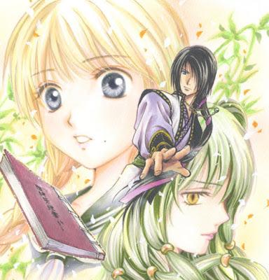 Fushigi Yuugi começa nova série na Flowers