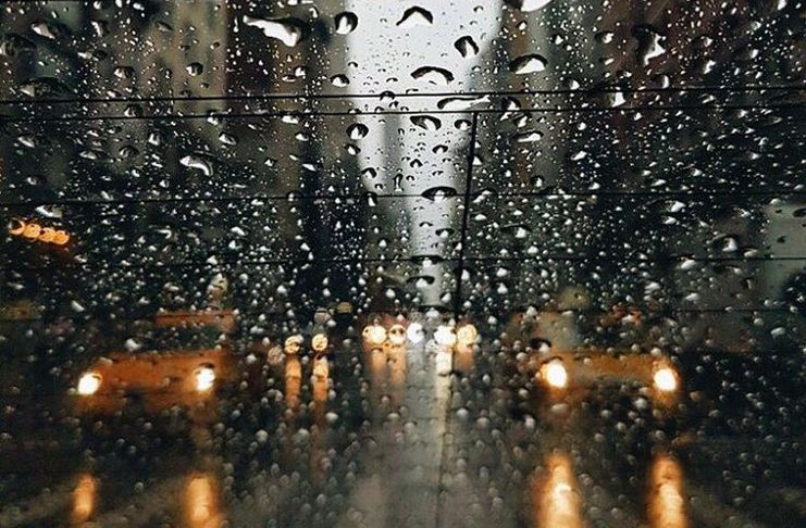 Hujan, Kita, Siapa