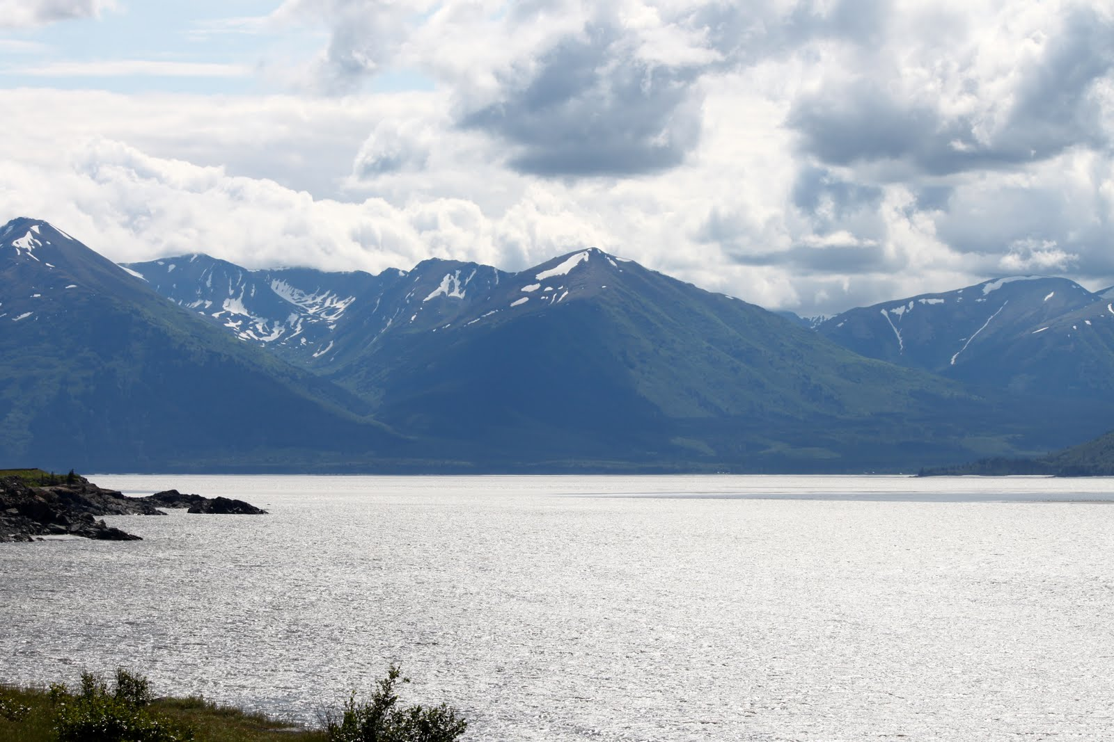 Rv Alaska 2011 Day 39 Turnagain Arm