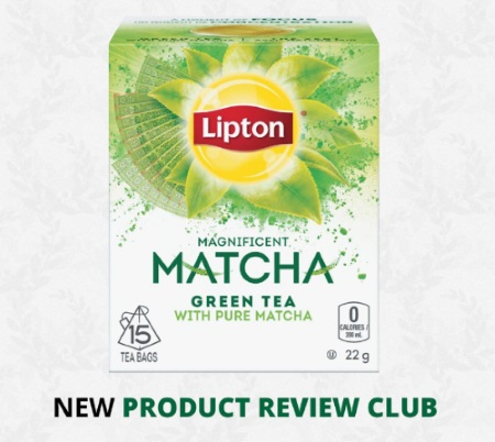 Chickadvisor Lipton Tea Product Review Club Offer #tryLiptonTea