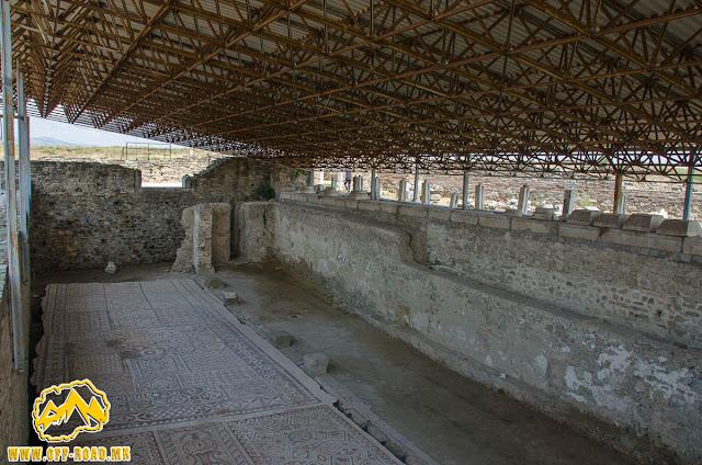 The Episcopal Basilica #Stobi Archaeological site #Macedonia