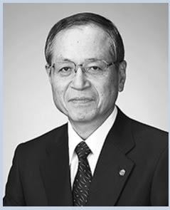 Tsuneji Uchida (COO)