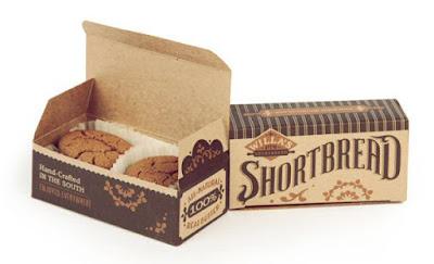 hộp giấy đựng bánh coockie