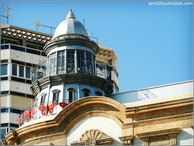 Edificio de las Mariposas en Almería