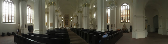 Jesuitenkiche Heidelberg Innen