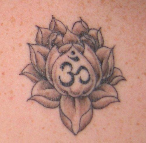 lotus-flowers-tattoos-design part 11 | 3D tattoos images