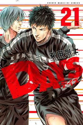 DAYS 第01-21巻 raw zip dl