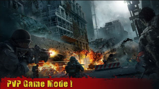 Dead Warfare Zombie Mod Apk Data Terbaru