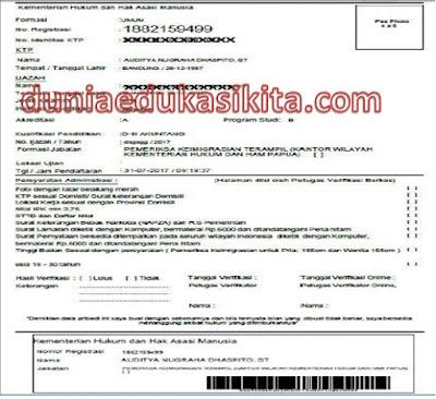 Panduan/ Cara Mendaftar Seleksi CPNS di www.sscn.bkn.go.id Tahun 2018