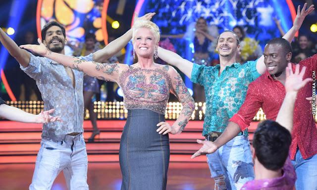 Dancing Brasil registra a melhor audiência desta temporada com eliminação de Carla Prata