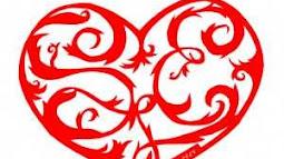 Code nhịp đập trái tim cho blogspot-Code red heart beats