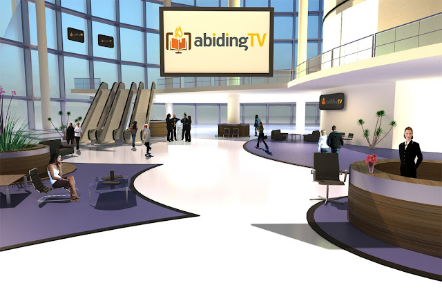 Support The Building of Abiding TV Studio
