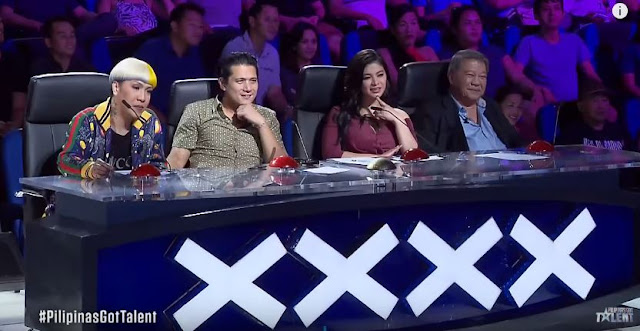 Watch Angel Locsin's Priceless Reaction Towards The Performance Of The 'Mama's Boyz' In PGT!