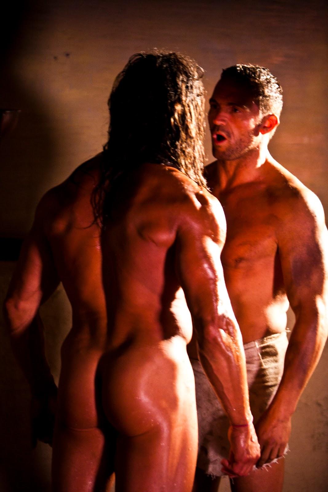 Sex Scenes In Spartacus