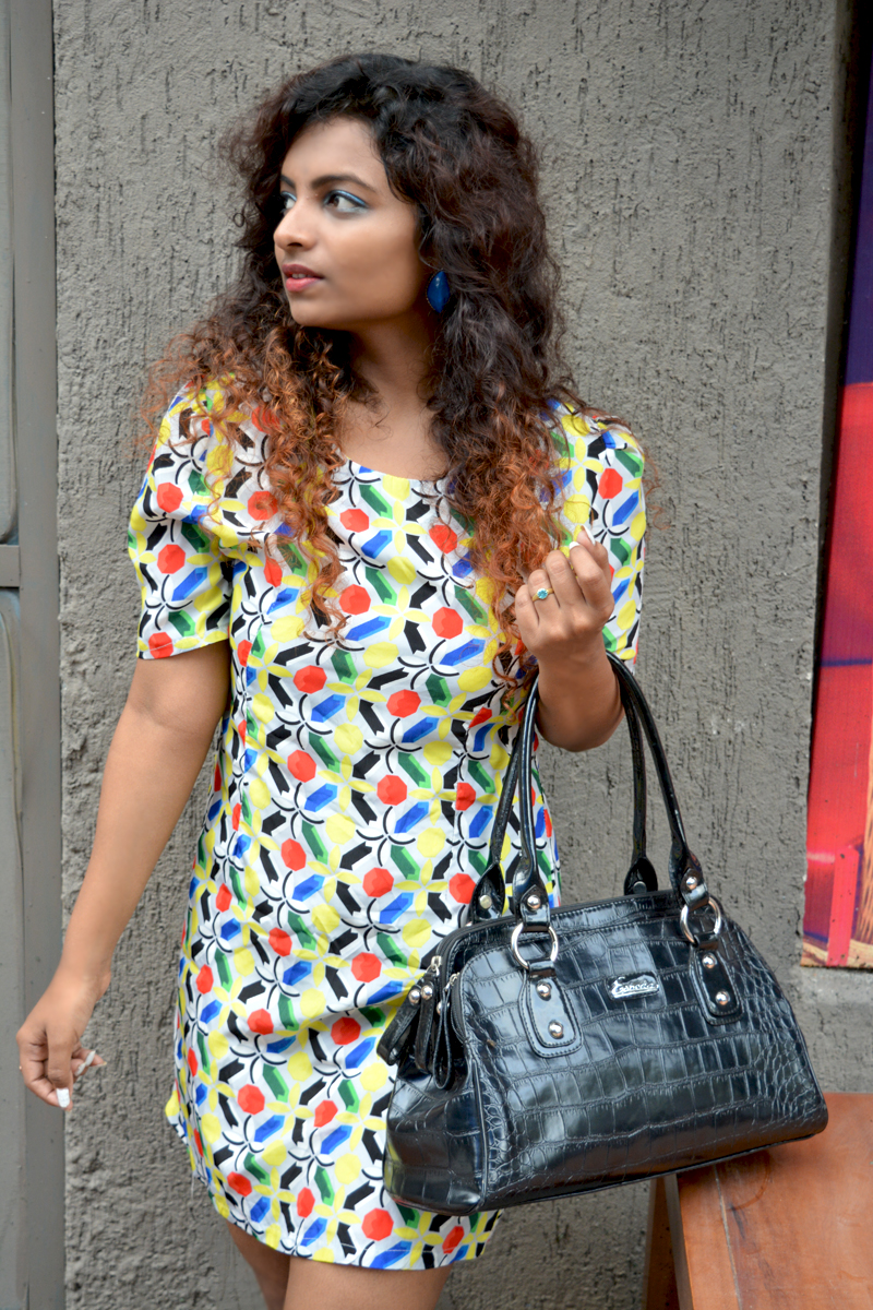 top indian fashion bloggers styling 1 dress in 3 ways