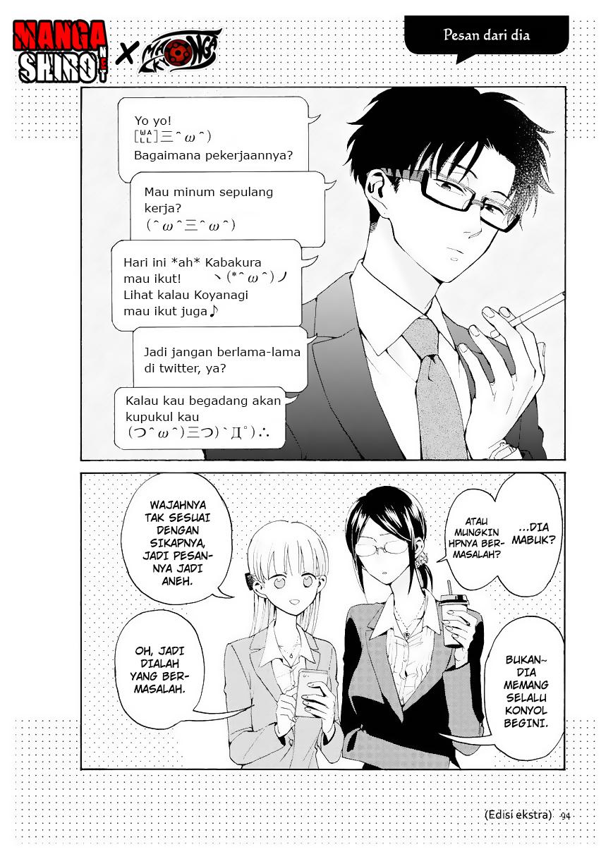 Wotaku ni Koi wa Muzukashii Chapter 05.1-6