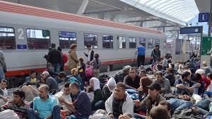 Поезда из Австрии