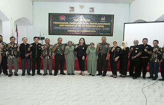 Kodim 0829/Bangkalan Gelar Sosialisasi Tentang Bahayanya Penggunakan Narkoba - Commando