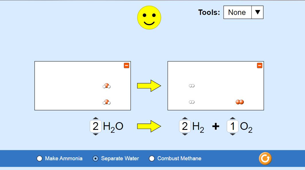 Balancing Chemical Equations Phet Lab Answer Key ...