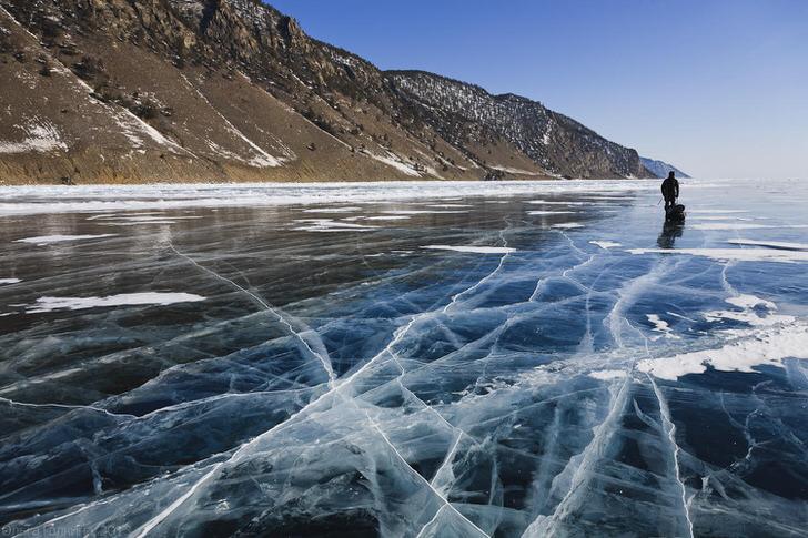 The 10 Most Amazing Watery Wonders Around The World - Lake Baikal (Russia)