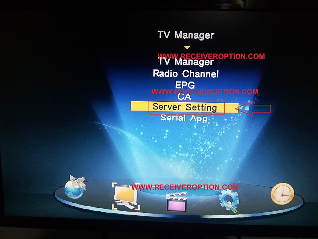 SHINESTAR HD HSR-2012G RECEIVER CCCAM OPTION