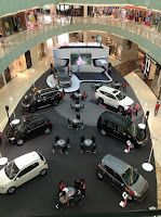 pameran mobil mitsubishi surabaya 2016
