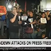 Duterte latest news January 22, 2018 Group condemn attacks on Press Freedom