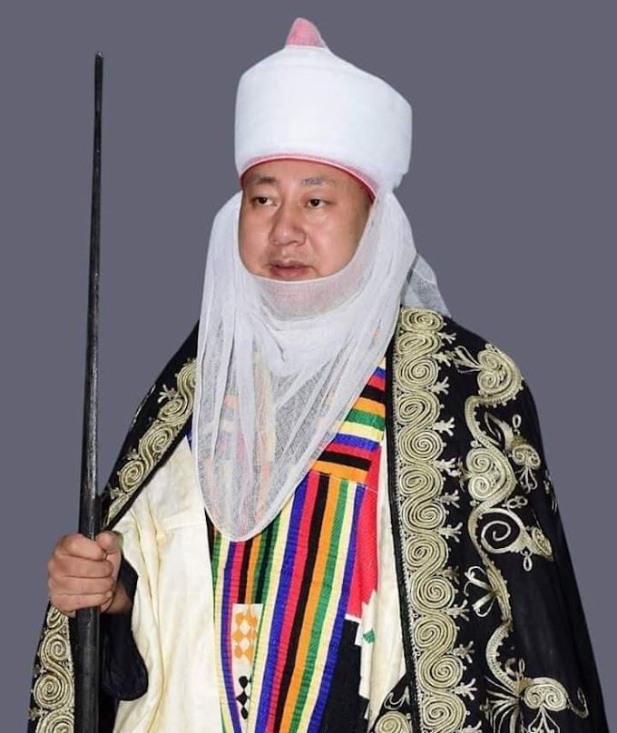 Chinese man to be made chief in northern Nigeria