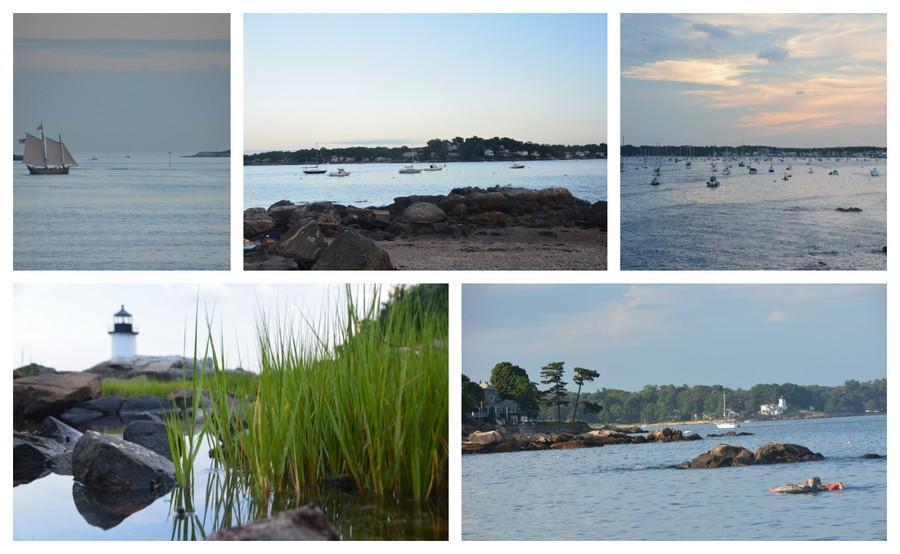 Soirée à Winter Island à Salem