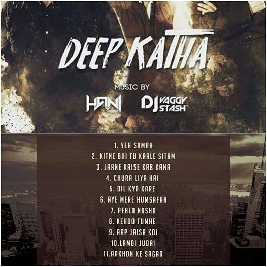 Koi Puche Mere Dil Se Mp3 Song Download 320kbps: Deep Katha - DJs Vaggy , Stash & Hani