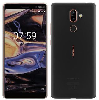 Nokia 7 android one