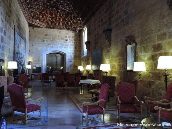 Sala Capitular del Parador de San Marcos, León