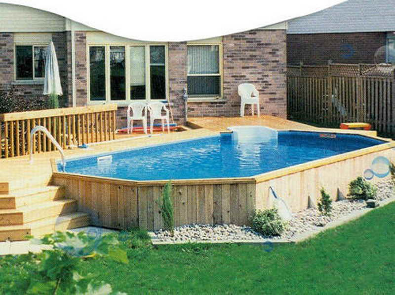22 backyard pool ideas inspiration and ideas diy home decorating ideas - Expert tips small swimming pools designs ...