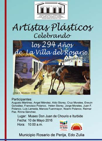 realizaran-exposicion-de-arte-por-294-aniversario-villa-rosario-perija