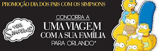 Promoção Dia dos Pais com os Simpsons na Riachuelo!