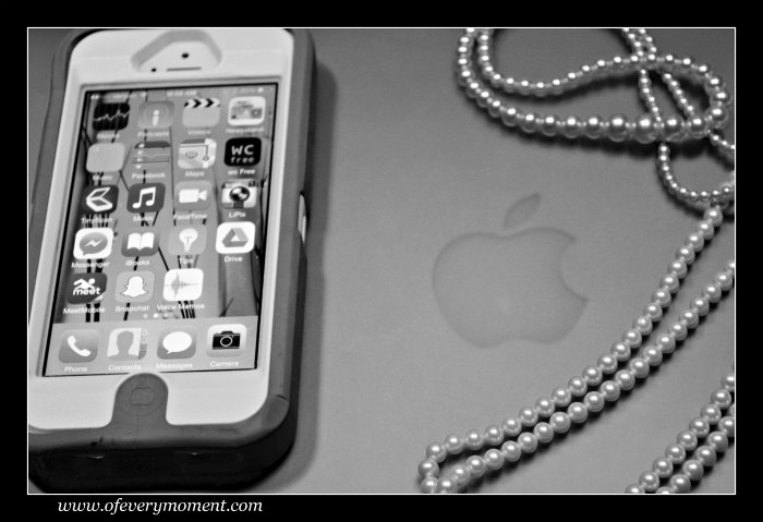 pearls, apple products
