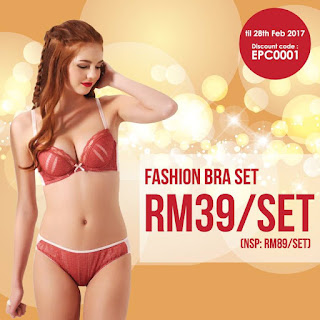 Pierre Cardin Lingerie Malaysia Online Store Fashion Bra Discount Promo Code