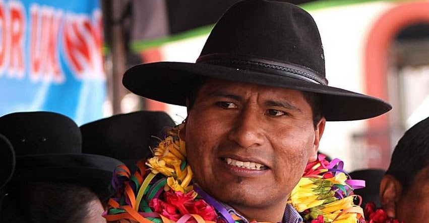 ONPE: Walter Aduviri, virtual gobernador regional de Puno al 93.58% de actas procesadas
