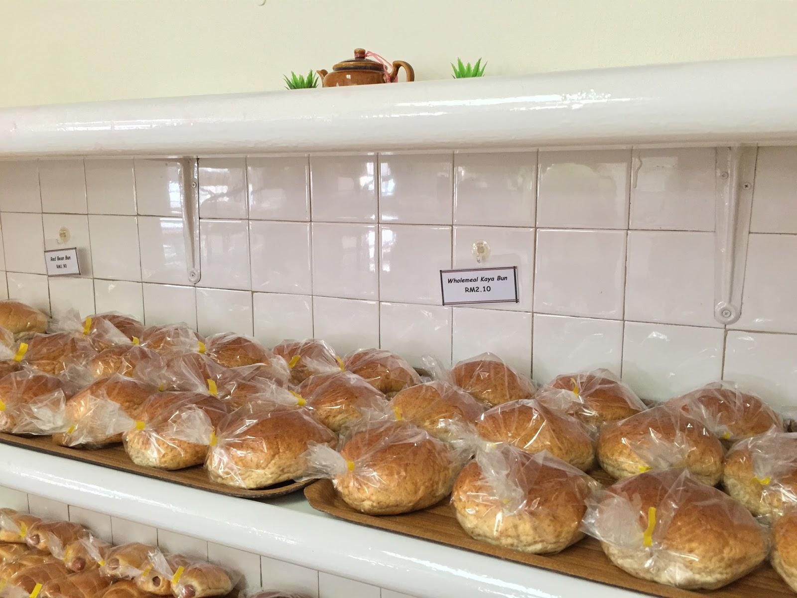 Penang Bakery - Kedai Roti & Restoran Continental Bakery Breads