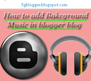 how to add background music