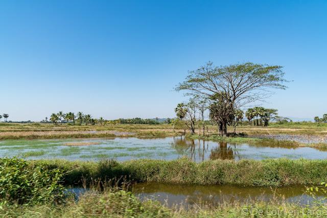 Sur les routes de Bilu Gyun - Mawlamyine - Myanmar Birmanie