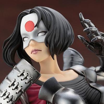 In preordine Katana per la serie DC COMICS BISYOUJYO della Kotobukiya