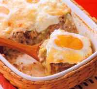 Resep Makanan Schotel Telur