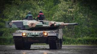 MBT Leopard 2PL