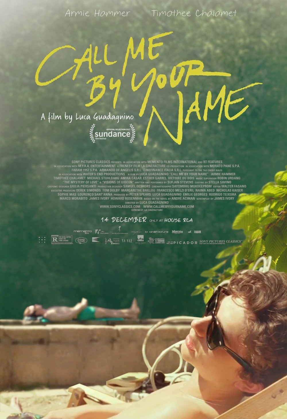 (PDF) Call Me by Your Name: A Novel by André Aciman ...
