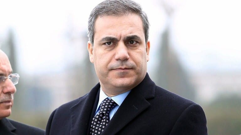 رئيس-جهاز-المخابرات-التركي-قام-بزيارة-سرية-إلى-العراق