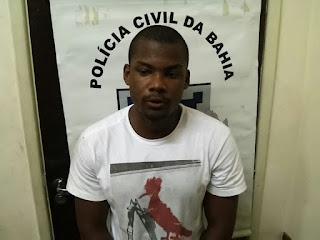 7ª Delegacia prende em Pituaçu dois elementos que atuavam no Rio Vermelho