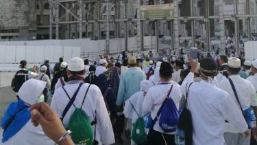 Dua Hari Jelang Wukuf, 86 Jemaah Haji RI Wafat