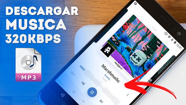 app para descargar musica de youtube 320 kbps